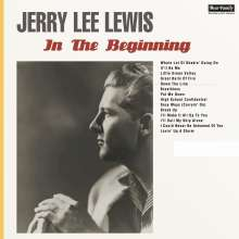 Jerry Lee Lewis: In The Beginning (180g), LP