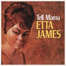 Etta James: Tell Mama (180g), LP