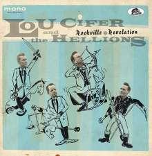 Lou Cifer & The Hellions: Rockville Revelation (180g) (Mono), LP