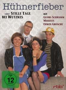 Hühnerfieber oder Stille Tage bei Wutzkes, DVD