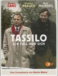 Tassilo - Ein Fall für sich, 3 DVDs