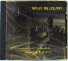 Georges Delerue (1925-1992): Filmmusik: Thibaud The Crusader, CD