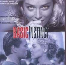 Jerry Goldsmith (1929-2004): Filmmusik: Basic Instinct - O.S.T., CD