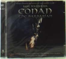 Basil Poledouris: Filmmusik: Conan The Barbarian (O.S.T.), 2 CDs
