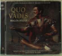 Miklos Rozsa (1907-1995): Filmmusik: Quo Vadis (O.S.T.), 2 CDs