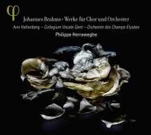 Johannes Brahms (1833-1897): Werke für Chor & Orchester, CD