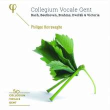 Philippe Herreweghe & Collegium Vocale Gent - 50th Anniversary, 6 CDs