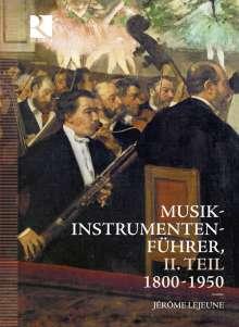 Instrumentenführer II - 1800-1950, 8 CDs