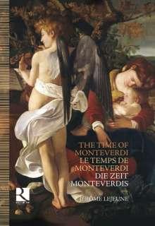 Die Zeit Monteverdis (Deluxe-Ausgabe mit Buch), 8 CDs