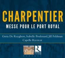 Marc-Antoine Charpentier (1643-1704): Messe pour le Port-Royal, CD