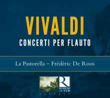 Antonio Vivaldi (1678-1741): Flötenkonzerte op.10 Nr.1-6, 2 CDs