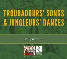 Joy - Chansons de Troubadours & Danses de Jongleurs, CD