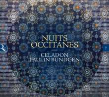 "Troubadour's Songs ""Nuits Occitanes"", CD"