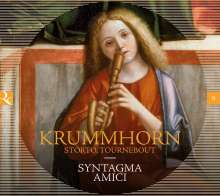 Syntagma Amici - Krummhorn, CD