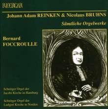 Norddeutsche Orgelmeister vor Bach, CD