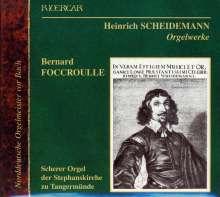 Heinrich Scheidemann (1596-1663): Orgelwerke, CD