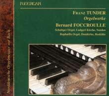 Franz Tunder (1614-1667): Orgelwerke, CD
