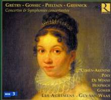 Concertos & Symphonies concertantes, CD