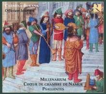 Carmina Burana (Officium lusorum), CD