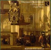 Dieterich Buxtehude (1637-1707): Das Orgelwerk, 5 CDs
