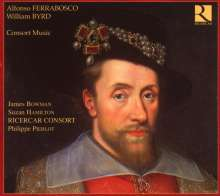 "Alfonso ""Il Padre"" Ferrabosco (1543-1588): Consort Music, 2 CDs"