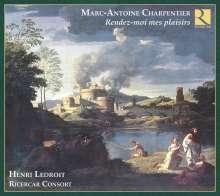 Marc-Antoine Charpentier (1643-1704): Kantaten & Arien, CD