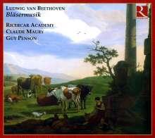 Ludwig van Beethoven (1770-1827): Kammermusik für Bläser, 2 CDs