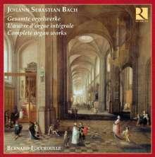Johann Sebastian Bach (1685-1750): Orgelwerke (Gesamtaufnahme), 16 CDs