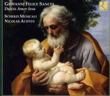 Giovanni Felice Sances (1600-1679): Motetten zu 1,3,4 Stimmen, CD