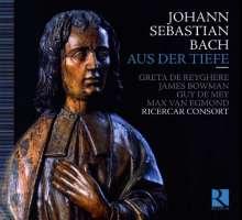 Johann Sebastian Bach (1685-1750): Kantaten BWV 82 & 131, CD