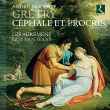 Andre Modeste Gretry (1741-1813): Cephale et Procris, 2 CDs