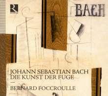 Johann Sebastian Bach (1685-1750): Die Kunst der Fuge BWV 1080 für Orgel, 2 CDs