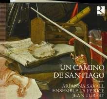 Un Camino de Santiago - Ein Weg nach Santiago de Compostela, CD