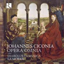 Johannes Ciconia (1370-1412): Sämtliche Werke, 2 CDs