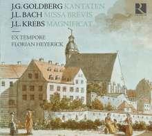 Geistliche deutsche Barockmusik, CD