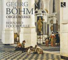 Georg Böhm (1661-1733): Orgelwerke, CD