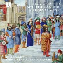 Love, Revelry And The Dance In Mediaeval Music, 7 CDs