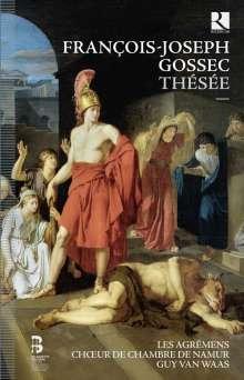 Francois-Joseph Gossec (1734-1829): Thesee, 2 CDs