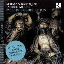 German Baroque Sacred Music: Passion & Resurrection, 7 CDs