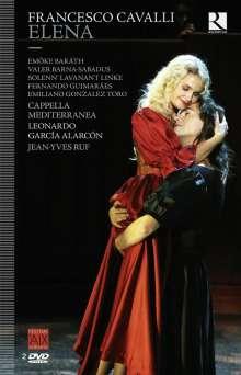 Francesco Cavalli (1602-1676): Elena, 2 DVDs