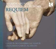 Mario Capuana: Messa di Defonti a Quattro Voci, CD