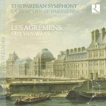 The Parisian Symphony, 7 CDs