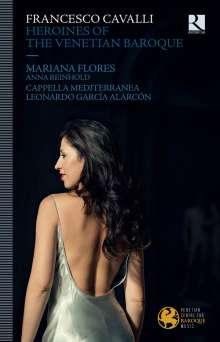 Francesco Cavalli (1602-1676): Arien - Heroines of the Venetian Baroque, 2 CDs