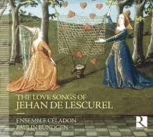 Jehan de Lescurel: Complete Love Songs Book, CD