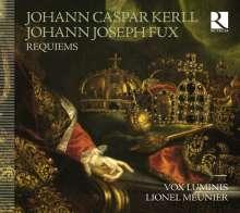 Johann Caspar Kerll (1627-1693): Requiem (Missa pro defunctis), CD