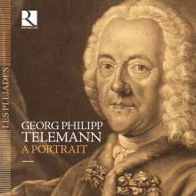Georg Philipp Telemann (1681-1767): Georg Philipp Telemann - A Portrait, 8 CDs