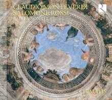 Clematis - Claudio Monteverdi / Salome Rossi (Balli & Sonate), CD