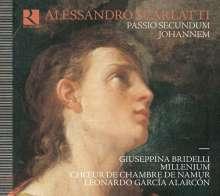 Alessandro Scarlatti (1660-1725): Johannes-Passion, CD