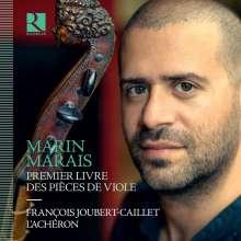 Marin Marais (1656-1728): Pieces de Viole Buch 1 (1686), 4 CDs