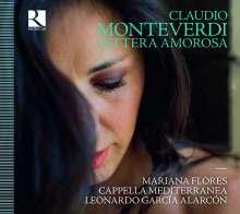 "Claudio Monteverdi (1567-1643): Arien ""Lettera amorosa"", CD"